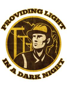 Providing Light In a Dark Night