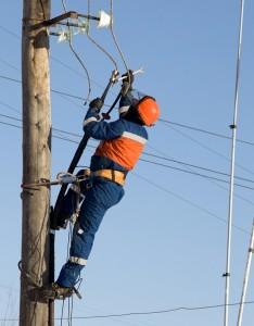 Climbing a Light Pole