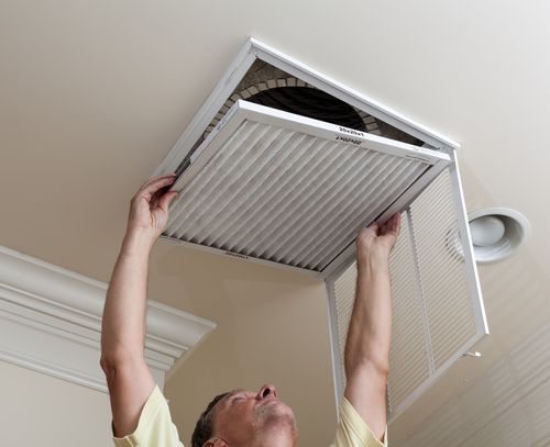 Change your air filters!