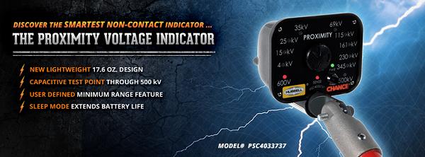Linemen voltage detector