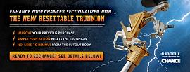 Resettable Trunnion Exchange Program